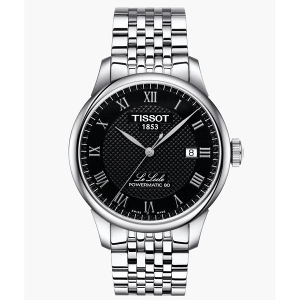 TISSOT LE LOCLE POWERMATIC 80 NERO