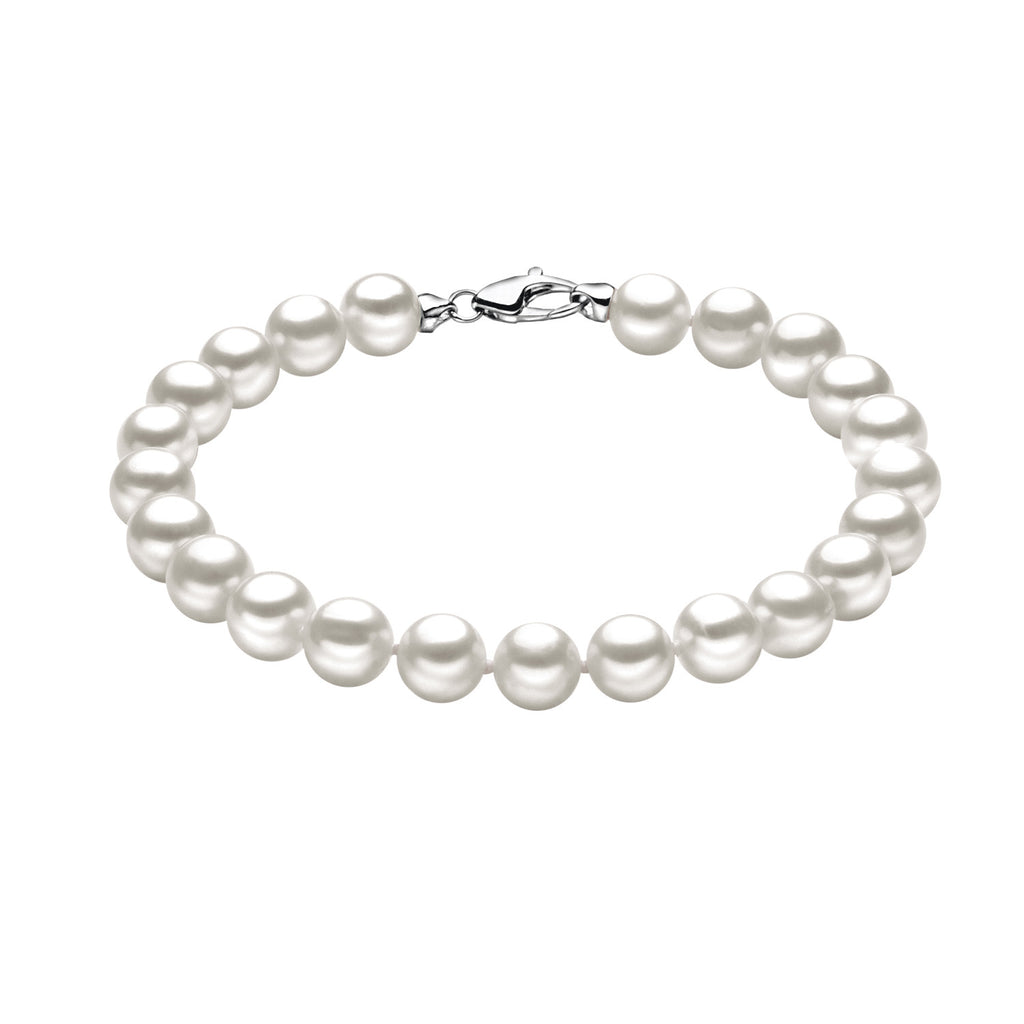 BRACCIALE PERLE COLTIVATE 6,5/7,00