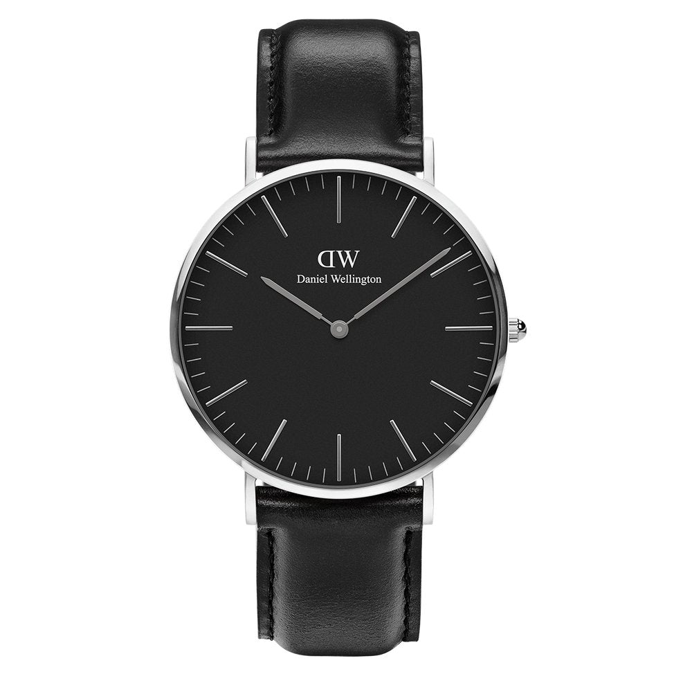 Classic 40 Sheffield S Black - [product_body] - Daniel Wellington - Gioielleria Antonio Pezzuto