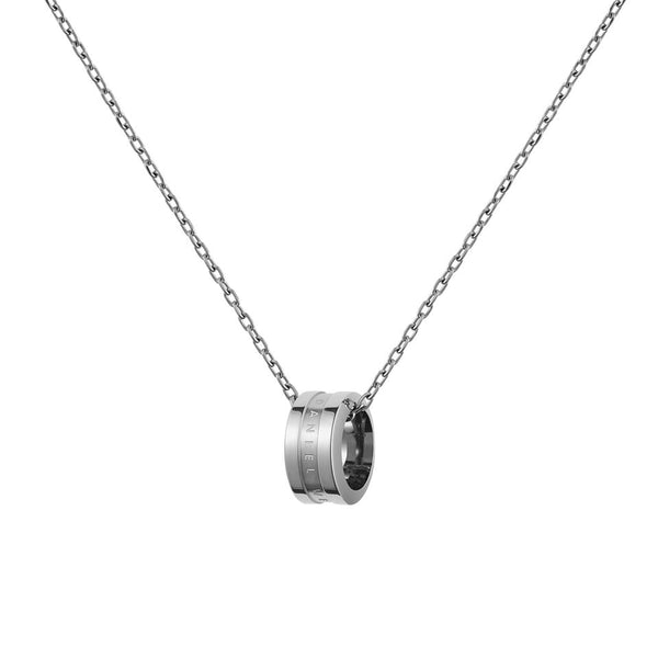 Elan Necklace Silver