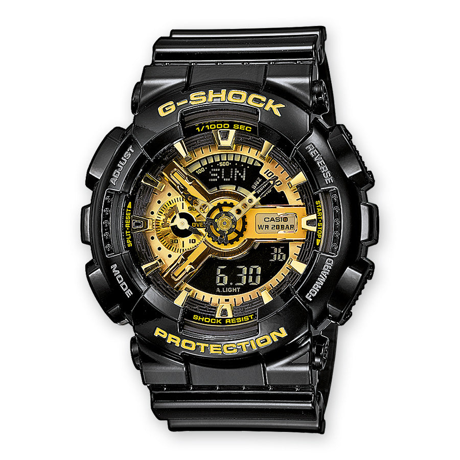 GA-110GB-1AER - [product_body] - G-SHOCK - Gioielleria Antonio Pezzuto