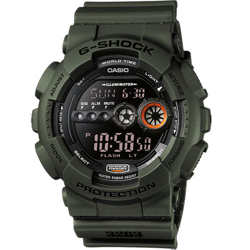 GD-100MS-3ER - [product_body] - G-SHOCK - Gioielleria Antonio Pezzuto