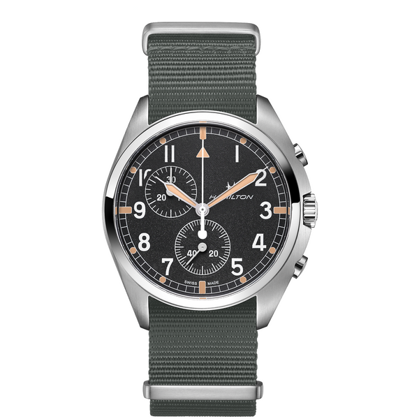 KHAKI AVIATION PILOT PIONEER CHRONO QUARTZ 41 mm
