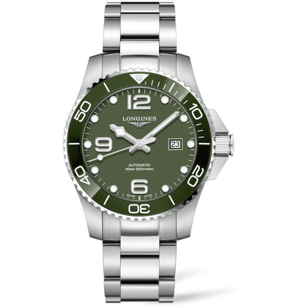 Hydroconquest Ceramic 43 mm Green
