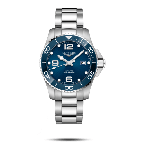 Hydroconquest Ceramic 43 mm Blue