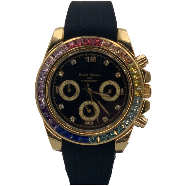 Rapper America Watch - [product_body] - RAPPER AMERICA - Gioielleria Antonio Pezzuto