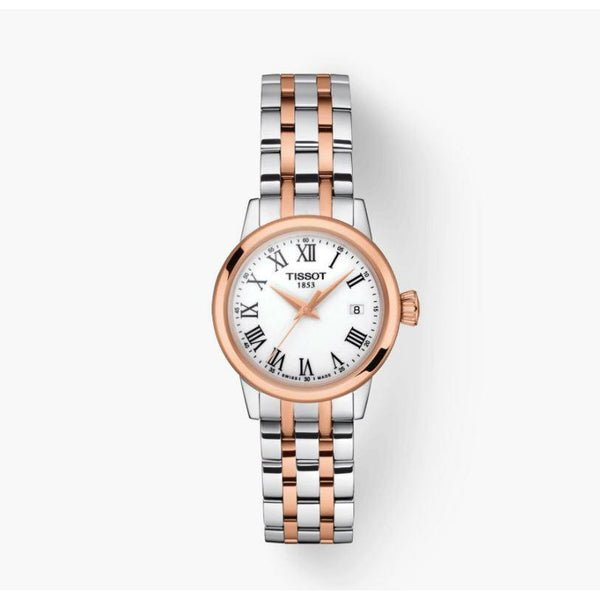 TISSOT CLASSIC DREAM LADY ROSÈE