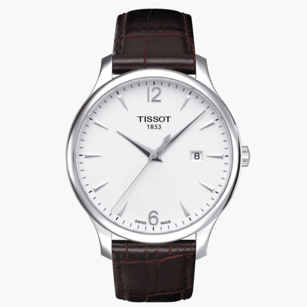 TISSOT TRADITION Argento