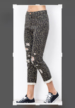 Load image into Gallery viewer, Leopard print pants