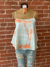 Load image into Gallery viewer, Tye dye cami
