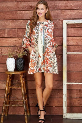 Autumn tunic