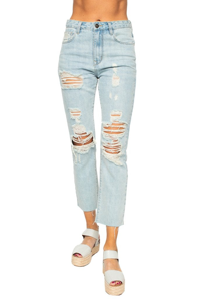 Ryan distressed jeans