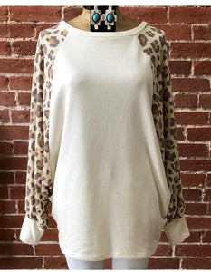Dolman sweater top