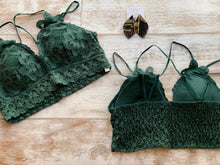 Load image into Gallery viewer, Lace bralettes