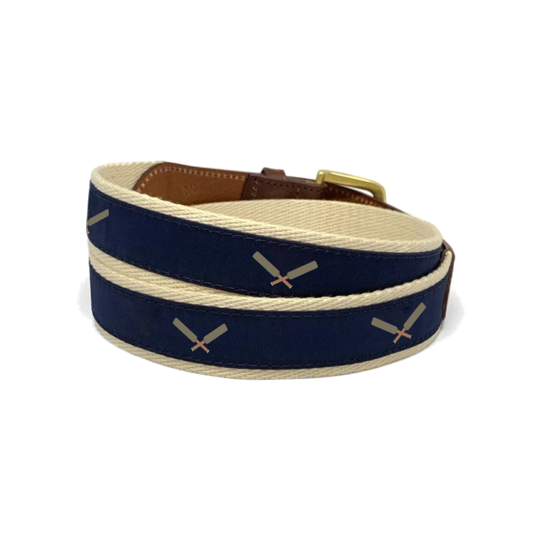 Cricket Leather RIbbon Belt