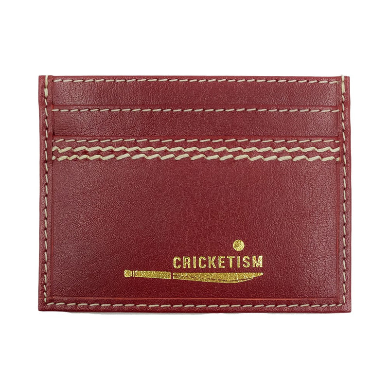 Cricket Card Wallet Ball