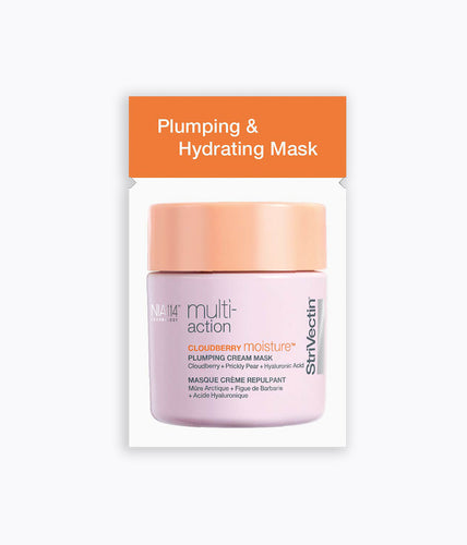 Cloudberry Moisture™ Plumping Cream Mask Packette