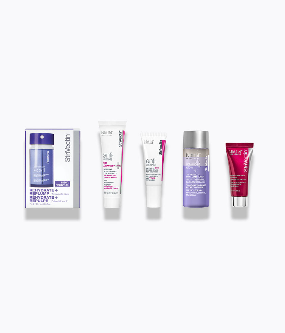 Nighttime Routine 5-Piece Set