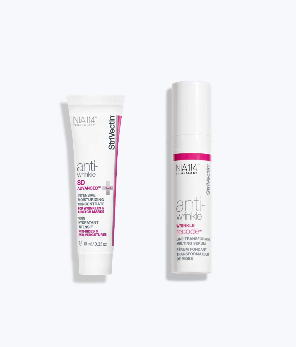 Power Pairs: Anti-Wrinkle Duo