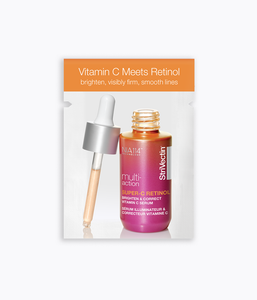Super-C Retinol Brighten & Correct Vitamin C Serum Packette