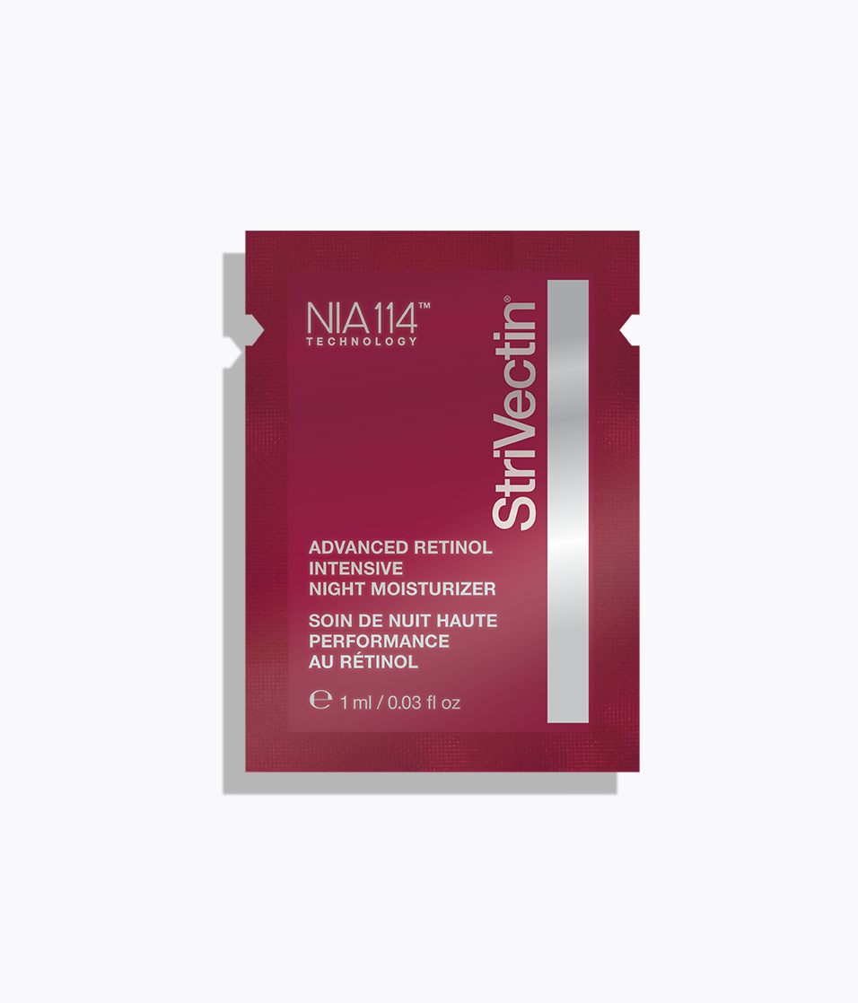 Advanced Retinol Intensive Night Moisturizer Packette
