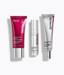 Power Starters Advanced Retinol Trio