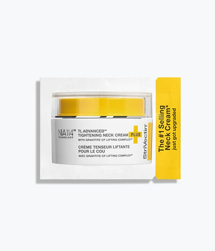 TL Advanced Tightening Neck Cream PLUS Packette