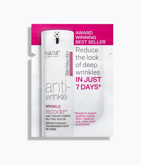Wrinkle Recode™ Line Transforming Melting Serum Packette