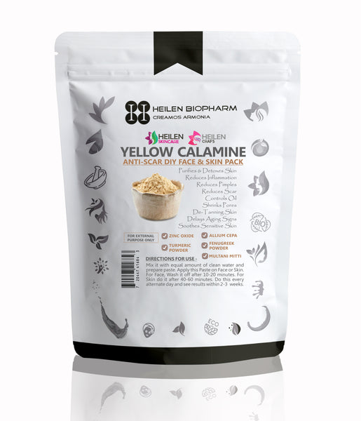Yellow Calamine & Its Benefits - What is it? How to Use? Know all !!!!!!!