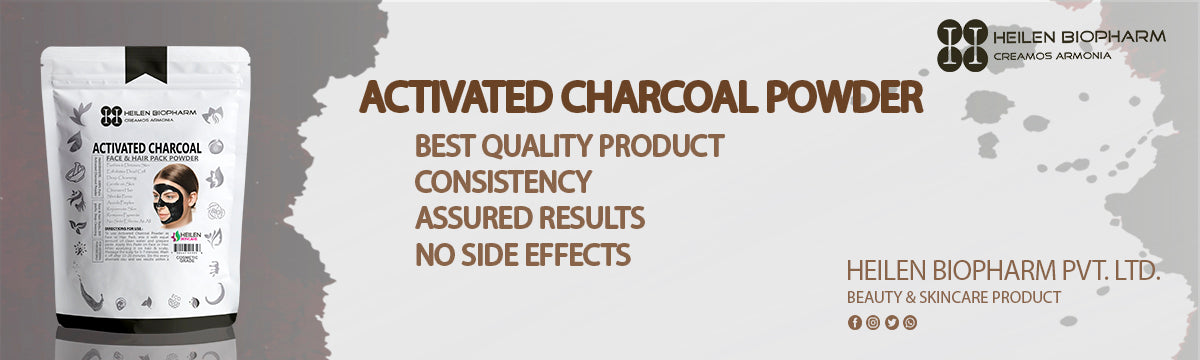 activated charcoal powdre acne face hair deep cleansing pack mask quality fine india bamboo coconut pigments pigmentation dark circles