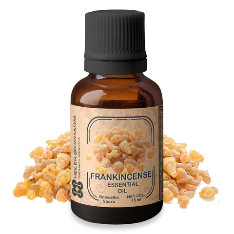Frankincese Essential Oil (Boswellia Sacra) Anti-Anxiety Immune-Booster Wrinkle