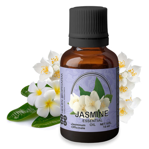 Jasmine Essential Oil (Jasminum Officinale)