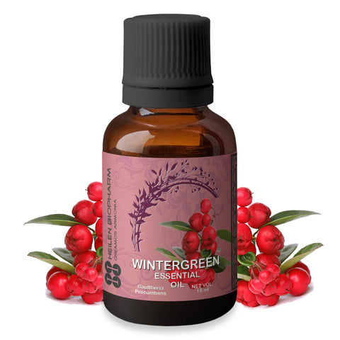 Wintergreen Essential Oil (Gaultheria Procumbens)