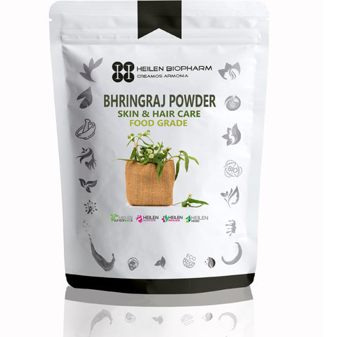 Bhringraj Powder (Eclipta Prostrata) - 100% Natural Skin, Hair & Ayurvedic Use