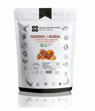 Load image into Gallery viewer, Guggul Herbal Powder (Commiphora wightii) Indian bdellium/gugal/gugul/Mukul myrrh