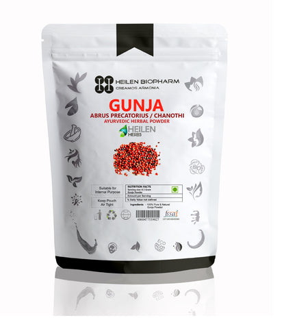 Gunja Herbal Seed Powder (Abrus precatorius)