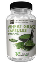 Load image into Gallery viewer, Organic Wheat Grass - Gluten Free Capsules