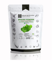 Load image into Gallery viewer, Brahmi Powder (Bacopa Monnieri) Pure Fresh & Natural Internal & External Purpose