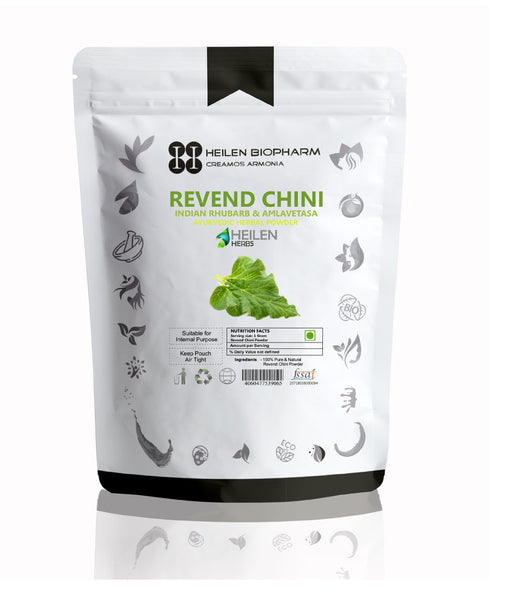 Revend Chini Herbal Powder (Indian Rhubarb) Archu / Amlavetasa