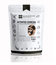 Activated Charcoal Powder for Face Pack, Tooth & Hair Care