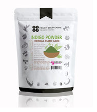 Load image into Gallery viewer, Indigo Leaves Powder for Hair Pack - Hair Growth, Natural Dye & Anti-Dandruff