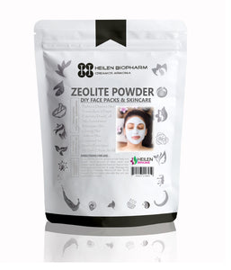 Zeolite Powder For Face Pack - Detoxifying & Acne Treatment