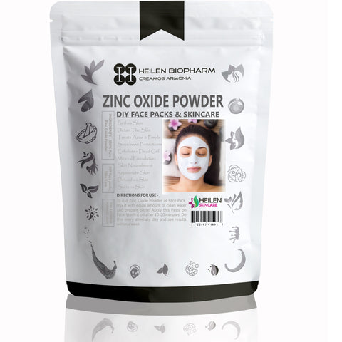 Zinc Oxide Powder (Face Pack, Skin Care)
