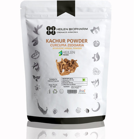 Karchur Herbal Powder (Curcuma Zedoaria) White Turmeric