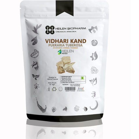 Vidarikand Herbal Powder (Pueraria tuberosa) India Kudzu