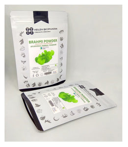 Brahmi Powder (Bacopa Monnieri) Pure Fresh & Natural Internal & External Purpose