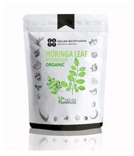 Load image into Gallery viewer, Superfood Moringa Leaf Powder - Food Grade, 100% Natural