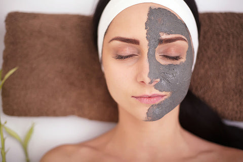 Dead Sea Mud - Revitalise & Exfoliate Face Pack