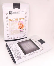 Load image into Gallery viewer, Fuller's Earth (Multani Mitti) for Face, Skin & Hair Packs - 100% Natural