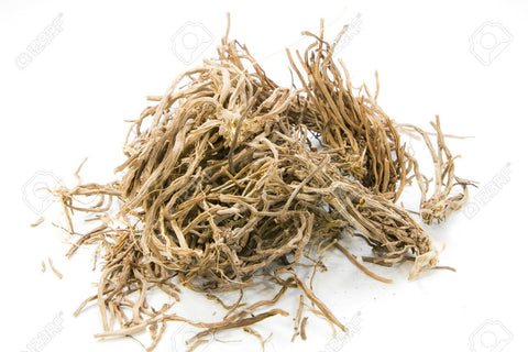 Vetiver Herbal Powder (Chrysopogon Zizanioides) khus-khus/Ushira/Lava